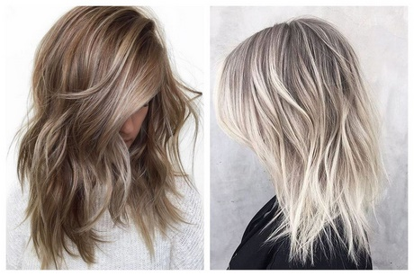 Blonde Haartrends 2018
