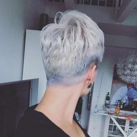 Nieuwe haarstijlen 2018