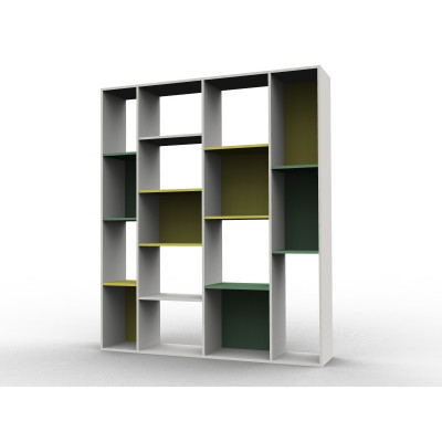 our custom made bookshelves aryga