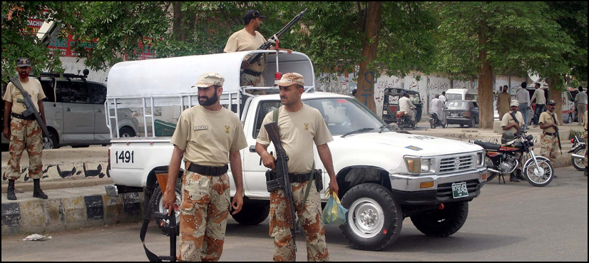 Photo of Rangers apprehend 9 suspects in Karachi