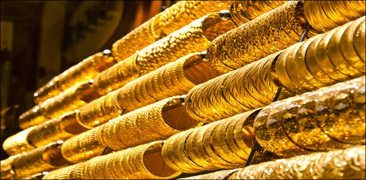 Photo of Gold costs fall by Rs150/tola