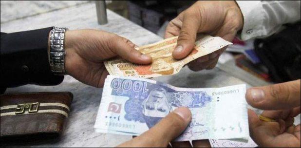 dollar rupee