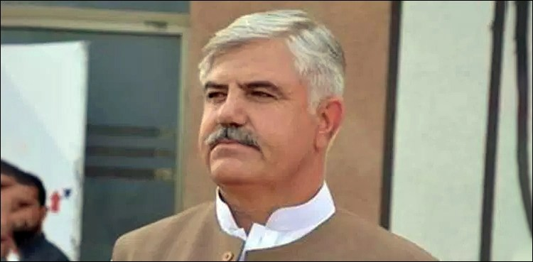 Photo of KP CM critiques well being services at hospitals in tribal areas