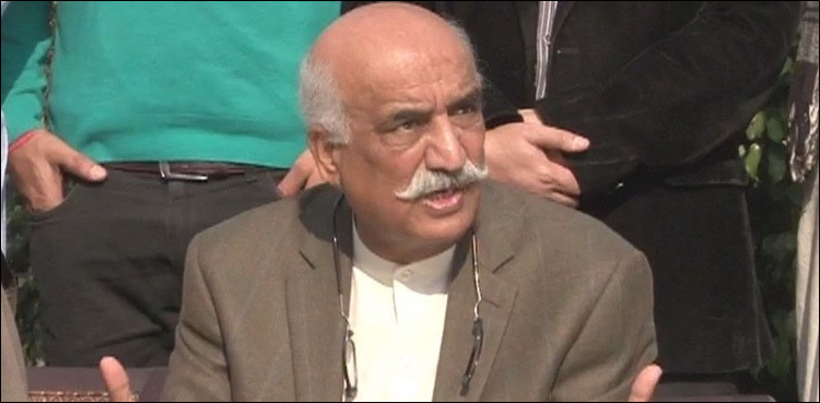 Photo of NAB to hunt one other extension in remand of Khursheed Shah