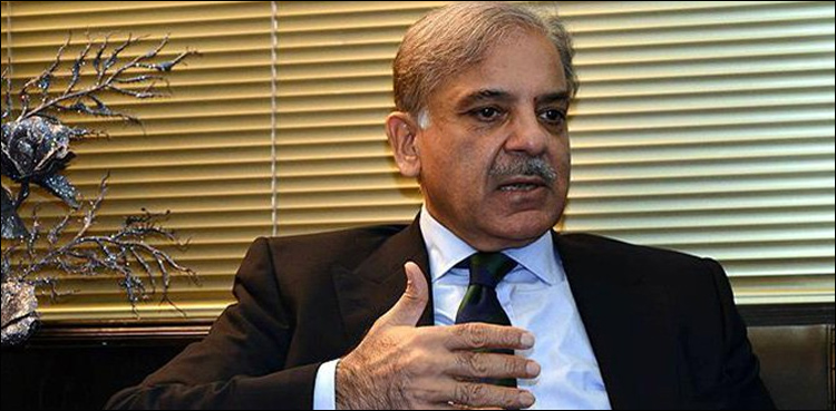 Photo of Threat levels posed by Covid-19 alarmingly high: Shehbaz Sharif