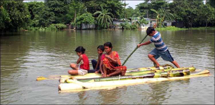 Photo of Bangladesh floods worsen after breach, demise toll nears 100 in India
