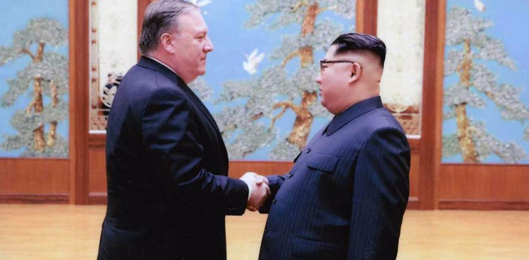 Photo of North Korea says it is going to stay 'risk' to US, slams Pompeo