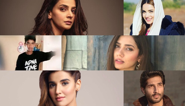 Photo of Pakistani celebrities demand justice for Rehan