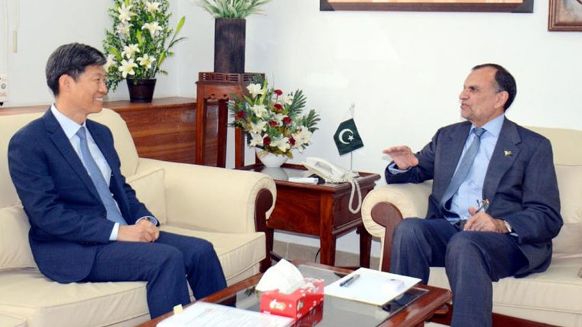 Photo of Pakistan, South Korea comply with develop bilateral relations