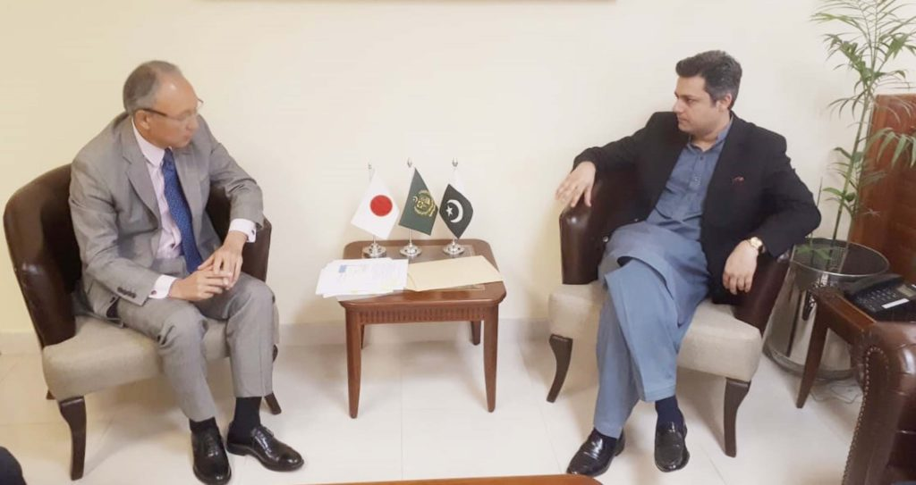 Photo of Japanese traders invited to faucet enterprise alternatives in Pakistan