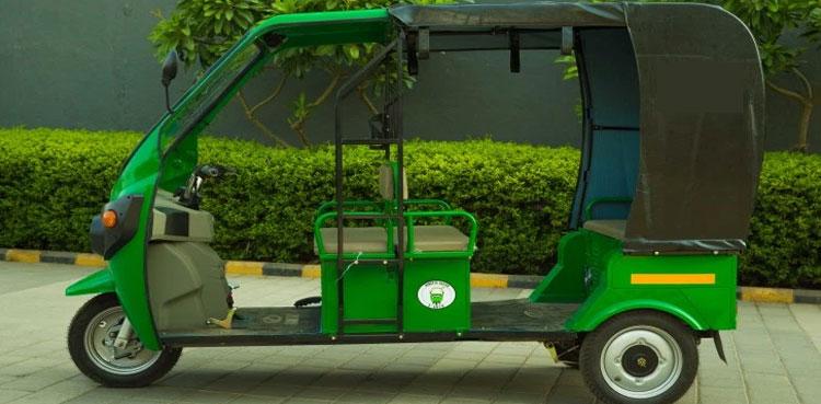 Photo of Pakistan to arrange electrical rickshaw and bike factories