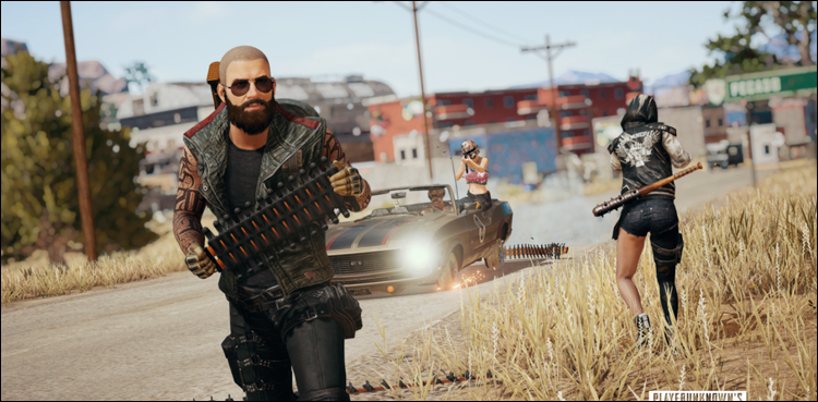 Photo of PUBG introduces new options, weapons