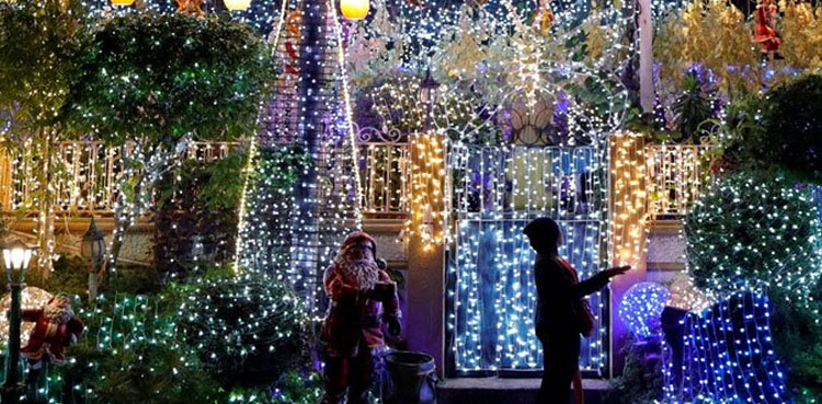 Photo of Christmas being celebrated throughout Pakistan
