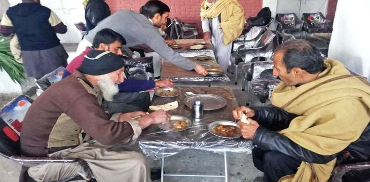 Photo of Federal authorities to determine two extra Langar Khanas in Gujranwala