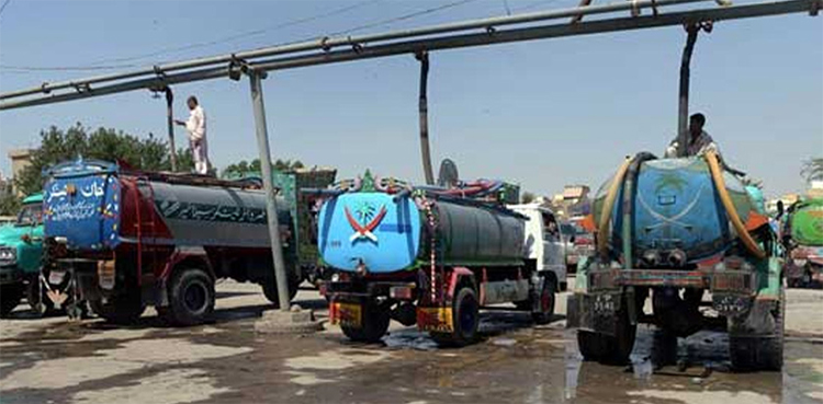 Photo of Sindh govt to ask tenders for brand new contracts of KWSB water hydrants
