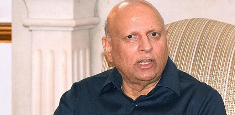 Photo of Punjab Governor Chaudhry Sarwar writes letter to British Parliament