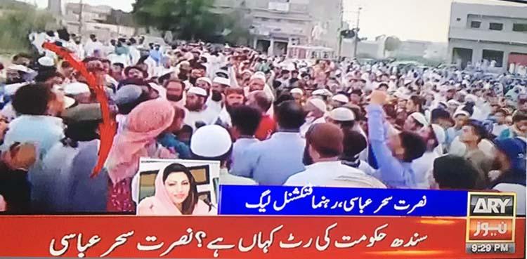 Photo of Jirga held in clear defiance of Sindh govt's coronavirus SOPs