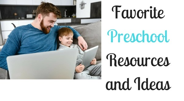 Favorite Preschool Apps Games and Ideas