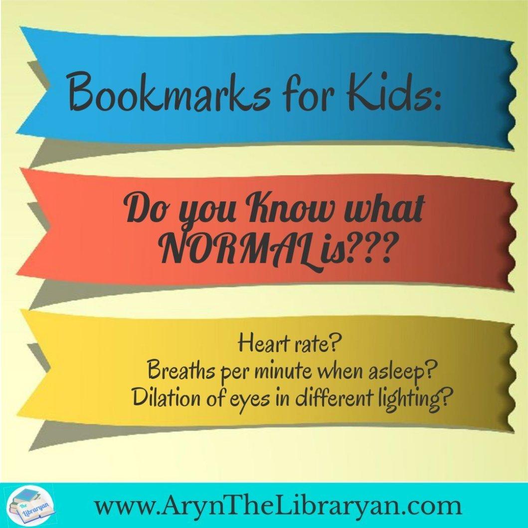 Bookmarking Normal