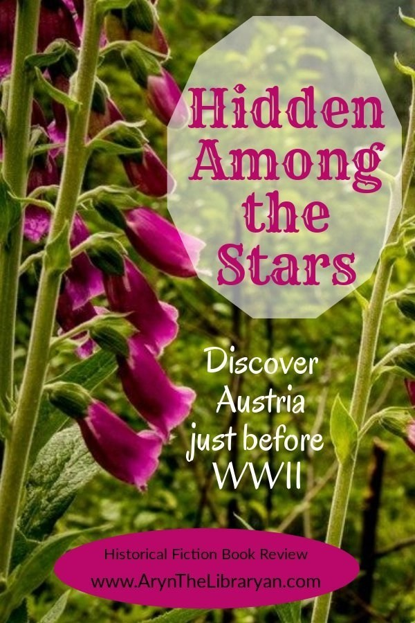 Hidden among the stars, a book about Jews in Austria before WWII