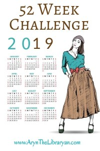 52 week challenge 2019 Calendar