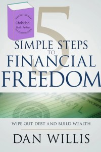 5 simple steps to financial freedom book cover