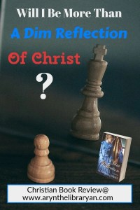 Chess pieces. A Dim Reflection of Christ