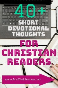 Short Inspirational Devotionals