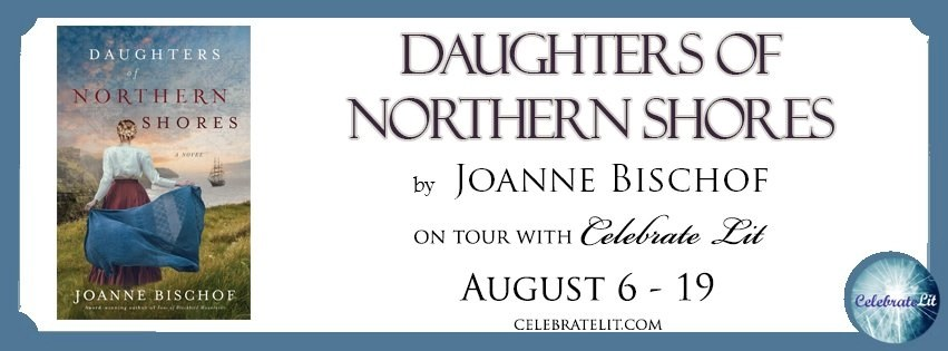 Daughters of Northern shores blog tour banner
