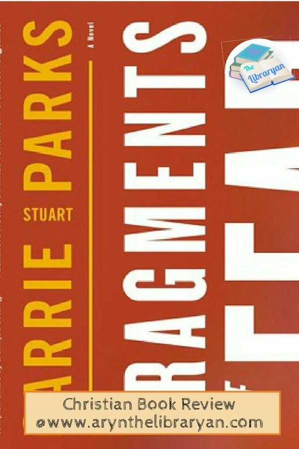 Carrie Stuart Parks book: Fragments of Fear