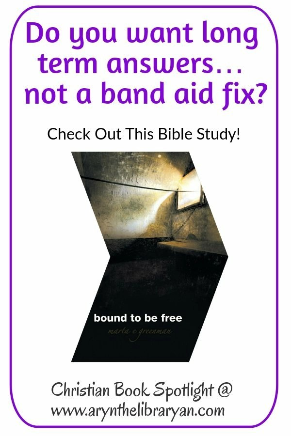 Do you want long term answers... not a Band-aid fix? Check out this Bible Study
