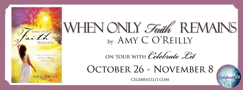 When Only Faith Remains tour banner