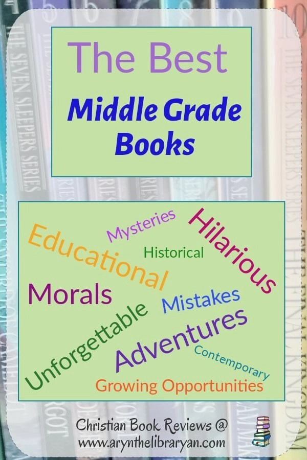 Best middle grade books of all time