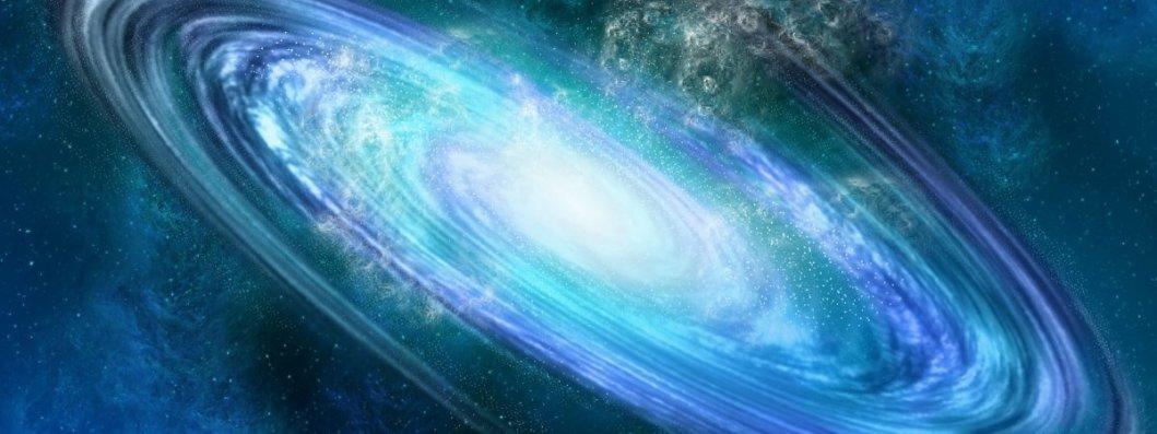 Swirling Starfield