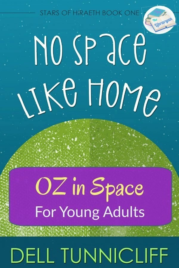 NO SPACE LIKE HOME: Oz in Space, for Young Adults. A Wizard of Oz Allegory