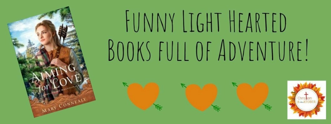 Fun Light hearted books full of adventure