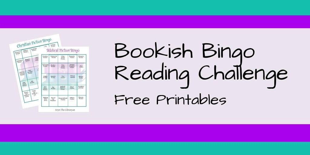 Bookish Bingo Reading Challenge