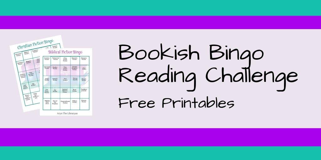 Bookish Bingo Reading Challenge