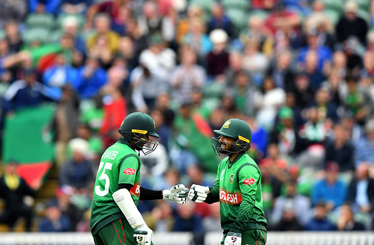 Photo of Bangladesh beat West Indies by seven wickets in World Cup