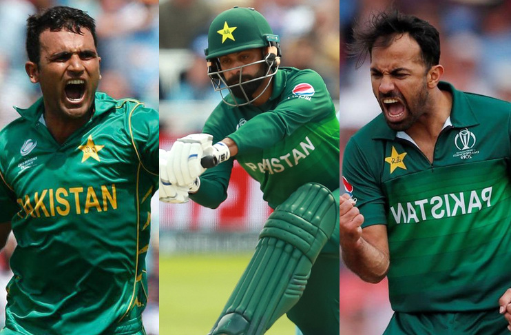 Photo of Fakhar, Hafeez, Wahab, four more players tested positive for COVID-19