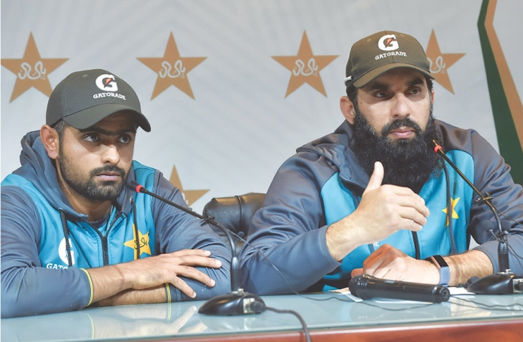 Photo of Misbah-ul-Haq confident that Babar Azam is ready for a captain's challenge