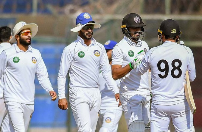 QeA Trophy final: CP stage comeback after Kamran, Adil's dominance on Day one
