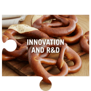Innovation and R&D jigsaw piece