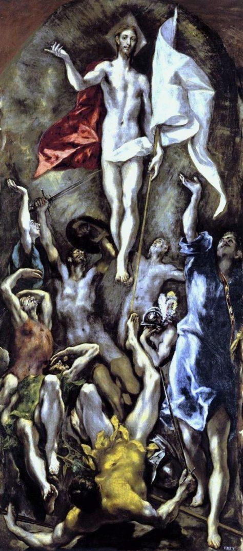 el-greco-resurrection