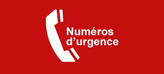 Infirmières :  0675140719  Incendie : 18          Gendarmerie : 17