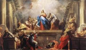 La Pentecôte - Jean Restout
