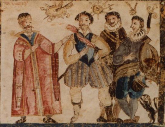 326 Festin d'Ahasuerus