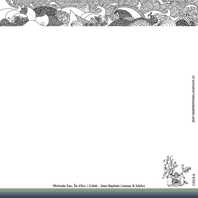 C2019-6 Minimale Eau - Verso