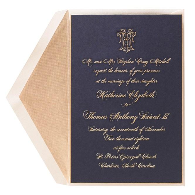 Wedding Stationery Invitations Arzberger Stationers