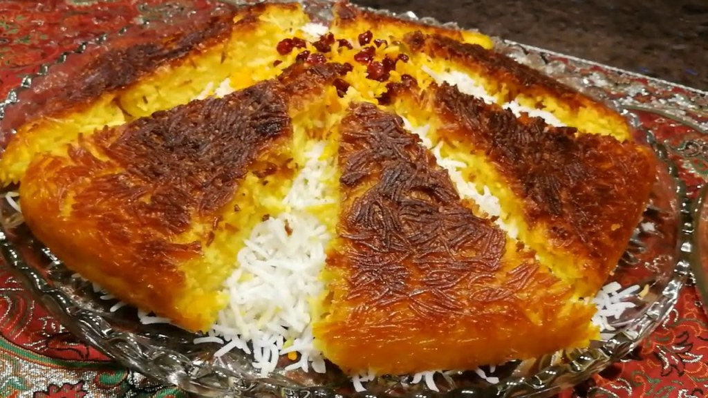Read more about the article How to Make Tahdig Tahchin